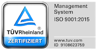 Versicherung in Dresden mit TÜV Zertifizierung